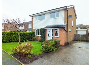 Thumbnail 4 bedroom detached house for sale in Sulgrave Avenue, Poynton, Stockport