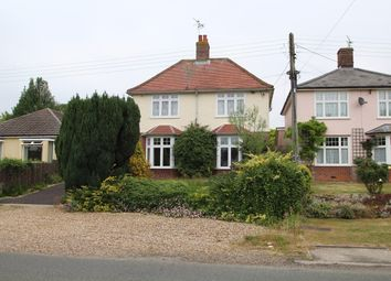 Thumbnail 4 bed detached house for sale in Finborough Road, Stowmarket
