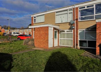 Thumbnail 2 bed maisonette for sale in Nevanthon Road, Western Park, Leicester
