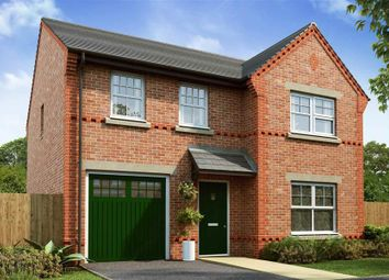 Thumbnail 4 bed detached house for sale in Congleton Road, Sandbach