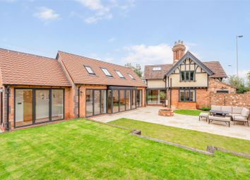 Thumbnail 4 bed detached house for sale in Highnam, Gloucester