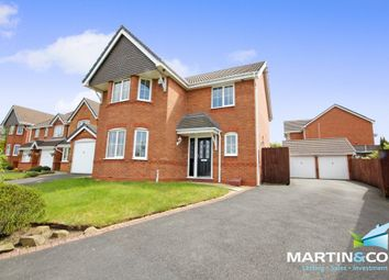 Thumbnail 4 bed detached house for sale in View Point, Oldbury