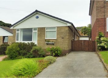 Thumbnail 2 bed bungalow for sale in Thick Hollins Drive, Holmfirth