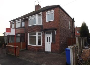 Thumbnail 3 bed semi-detached house for sale in Dunstar Avenue, Audenshaw, Manchester, Greater Manchester