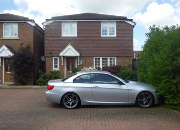Thumbnail 4 bed detached house for sale in Oriel Close, Hockers Lane, Maidstone