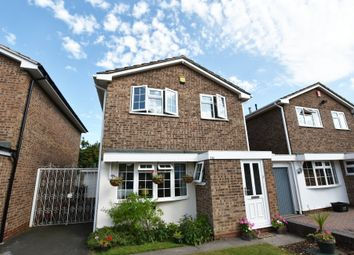 Thumbnail 3 bed detached house for sale in Stretton Road, Shirley, Solihull