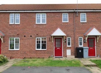 Thumbnail 3 bed terraced house for sale in Warmington Avenue, Grantham