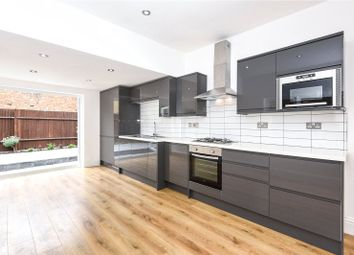Thumbnail 2 bed flat to rent in St Margarets Avenue, Turnpike Lane, London