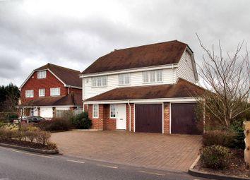 Thumbnail 5 bed detached house to rent in Hale Street, East Peckham, Tonbridge