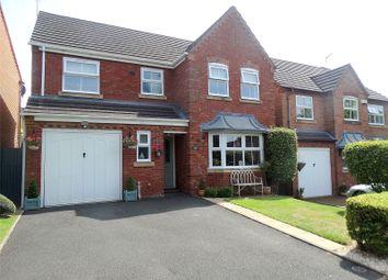 Thumbnail 4 bed detached house for sale in Pembroke Close, Warndon Villages, Worcester