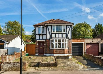 Thumbnail 3 bed detached house for sale in Old Lodge Lane, Purley