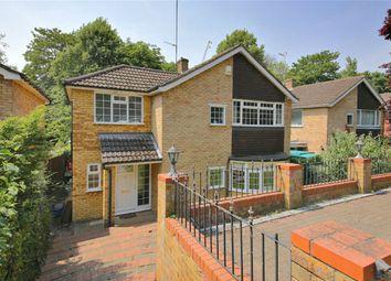 Thumbnail 4 bed detached house for sale in Radlett Park Road, Radlett