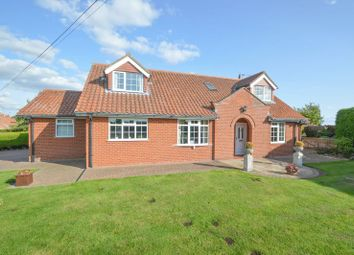 Thumbnail 5 bed detached bungalow for sale in Low Street, Thornton Le Clay, York