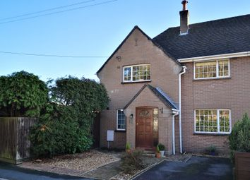 Thumbnail 3 bed semi-detached house for sale in Tyneham Close, Sandford, Wareham