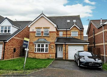 Thumbnail 6 bed detached house for sale in Bradgate Park, Kesteven Way, Kingswood, Hull