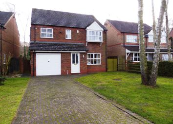 Thumbnail 3 bed detached house for sale in Stenigot Grove, Lincoln