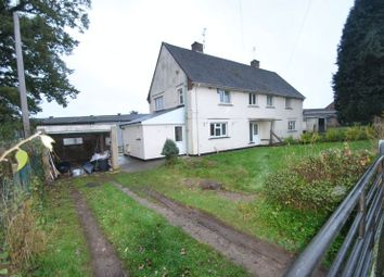 Thumbnail 3 bed semi-detached house to rent in Valley Road, Cinderford