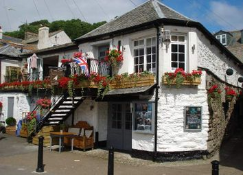 Thumbnail Restaurant/cafe for sale in East Looe, Cornwall