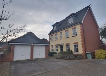 Thumbnail 5 bed detached house for sale in Royal Birkdale Way, Normanton, West Yorkshire