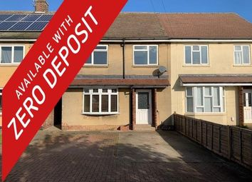 Thumbnail 3 bed property to rent in Coneygree Road, Stanground, Peterborough