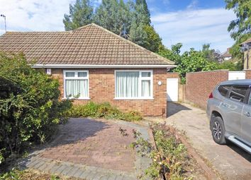 Thumbnail 3 bed detached bungalow for sale in Petworth Road, Bexleyheath, Kent