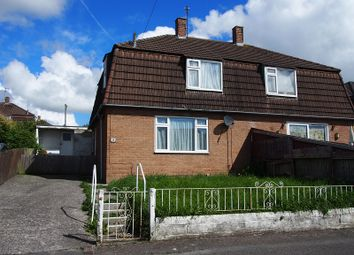 Thumbnail 3 bed property for sale in Shelley Crescent, Barry