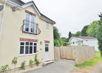 Thumbnail 3 bed semi-detached house to rent in Wesley Close, Barton, Torquay