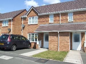 Thumbnail 3 bed semi-detached house to rent in Hobart Road, Tipton