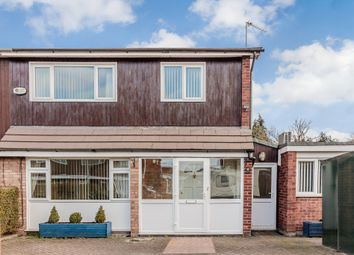 Thumbnail 3 bed property for sale in Honddu Close, Hereford