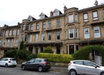 Thumbnail 3 bed flat to rent in Broomhill Avenue, Glasgow