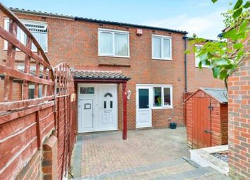Thumbnail 4 bed terraced house for sale in Wealdstone Place, Springfield, Milton Keynes