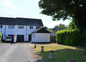 Thumbnail 3 bed semi-detached house to rent in Lambourne Way, Thruxton