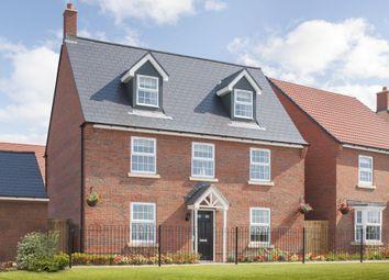 "Thumbnail 5 bed detached house for sale in ""Emerson"" at Pinn Hill, Pinhoe, Exeter"