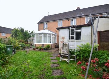 Thumbnail 3 bed semi-detached house for sale in Berry Hill, Coleford, Gloucestershire