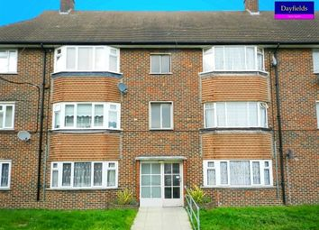 Thumbnail 2 bed flat for sale in Pevensey Avenue, Enfield