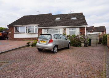 Thumbnail 3 bed semi-detached bungalow for sale in Lyng Close, Eastern Green, Coventry