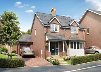 Thumbnail 4 bed detached house for sale in Christine Way, Powick, Worcester, Worcestershire