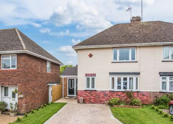 Thumbnail 2 bed semi-detached house for sale in Larch Grove, Bletchley, Milton Keynes