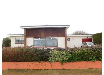 Thumbnail 3 bed detached bungalow for sale in The Square, Pevensey Bay