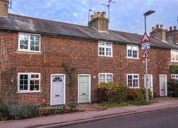 Thumbnail 2 bed terraced house for sale in The Hill, Wheathampstead, Hertfordshire
