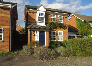 3 bed detached house for sale in Lichfield Close, Kempston, Bedford MK42