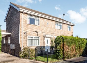 Thumbnail 4 bed detached house for sale in Birch Close, Hull