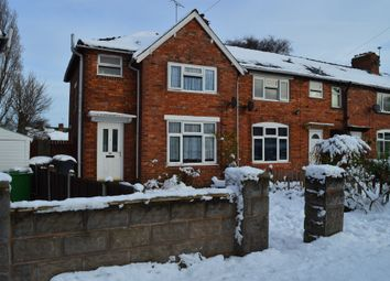 Thumbnail 3 bedroom semi-detached house for sale in Kent Street, Walsall
