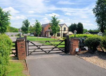 Thumbnail 4 bed detached house for sale in Coleorton, Leicestershire