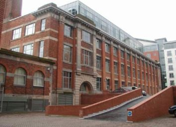Thumbnail 1 bed flat for sale in The Chimney, Junior Street, Leicester LE1, Leicester,
