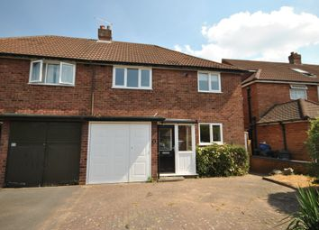 Thumbnail 3 bed semi-detached house to rent in Cambrai Drive, Hall Green, Birmingham