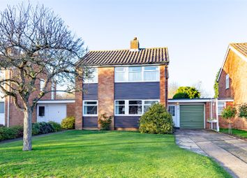 Thumbnail 3 bed detached house for sale in Brandles Road, Letchworth Garden City