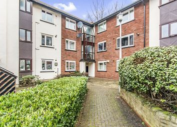 Thumbnail 3 bed flat for sale in Canterbury Gardens, Salford