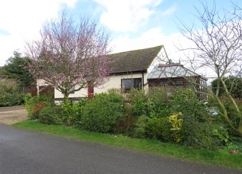 Thumbnail 2 bed detached bungalow for sale in West End, Woodhurst, Huntingdon