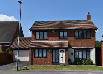 Thumbnail 4 bed detached house for sale in Braces Lane, Marlbrook, Bromsgrove